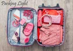 Travel and Pack Light