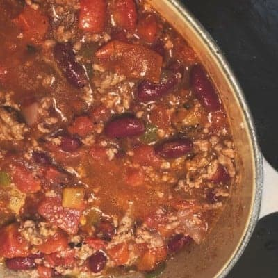 Simple and Satisfying Easy Chili Recipe for the Weekend Cook