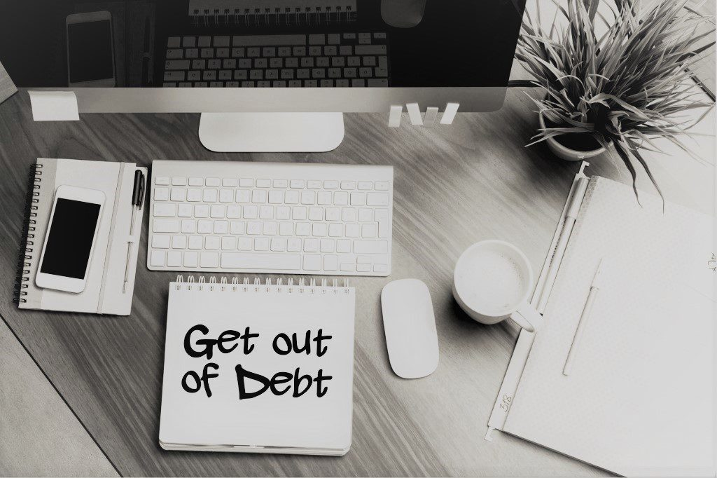 8 Steps to Reduce Debt Stress, Get Out of Debt and Sleep Better At Night