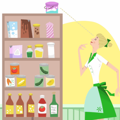 Organize Your Pantry Using These Simple Tips