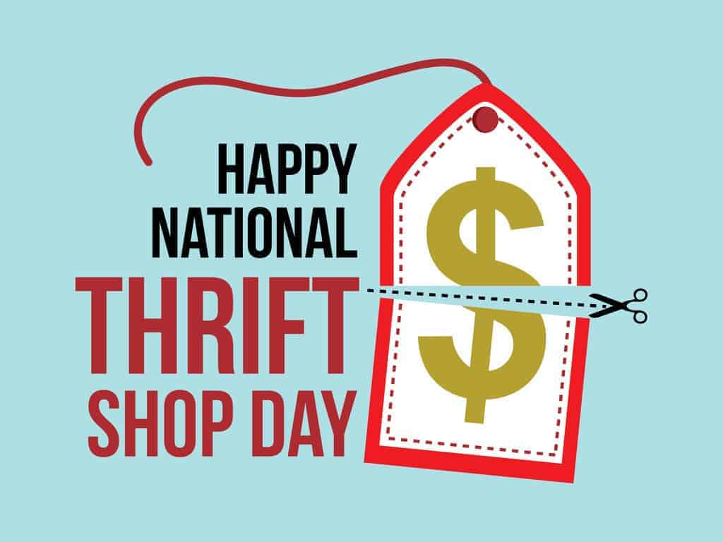 Shop And Save Money at Your Local Second Hand Store to Celebrate Annual Thrift Shop Day on August 17th