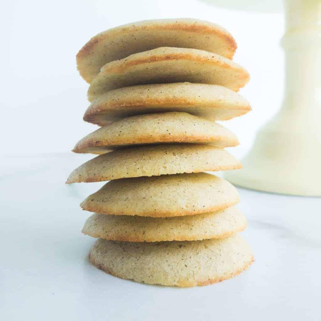 Scrumptious Vanilla Cookies